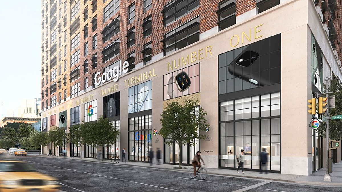 New York will be Home to Google's First Standalone Retail Store – Review Geek