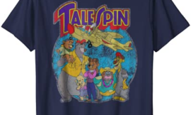 Disney's TaleSpin Graphic T-Shirt