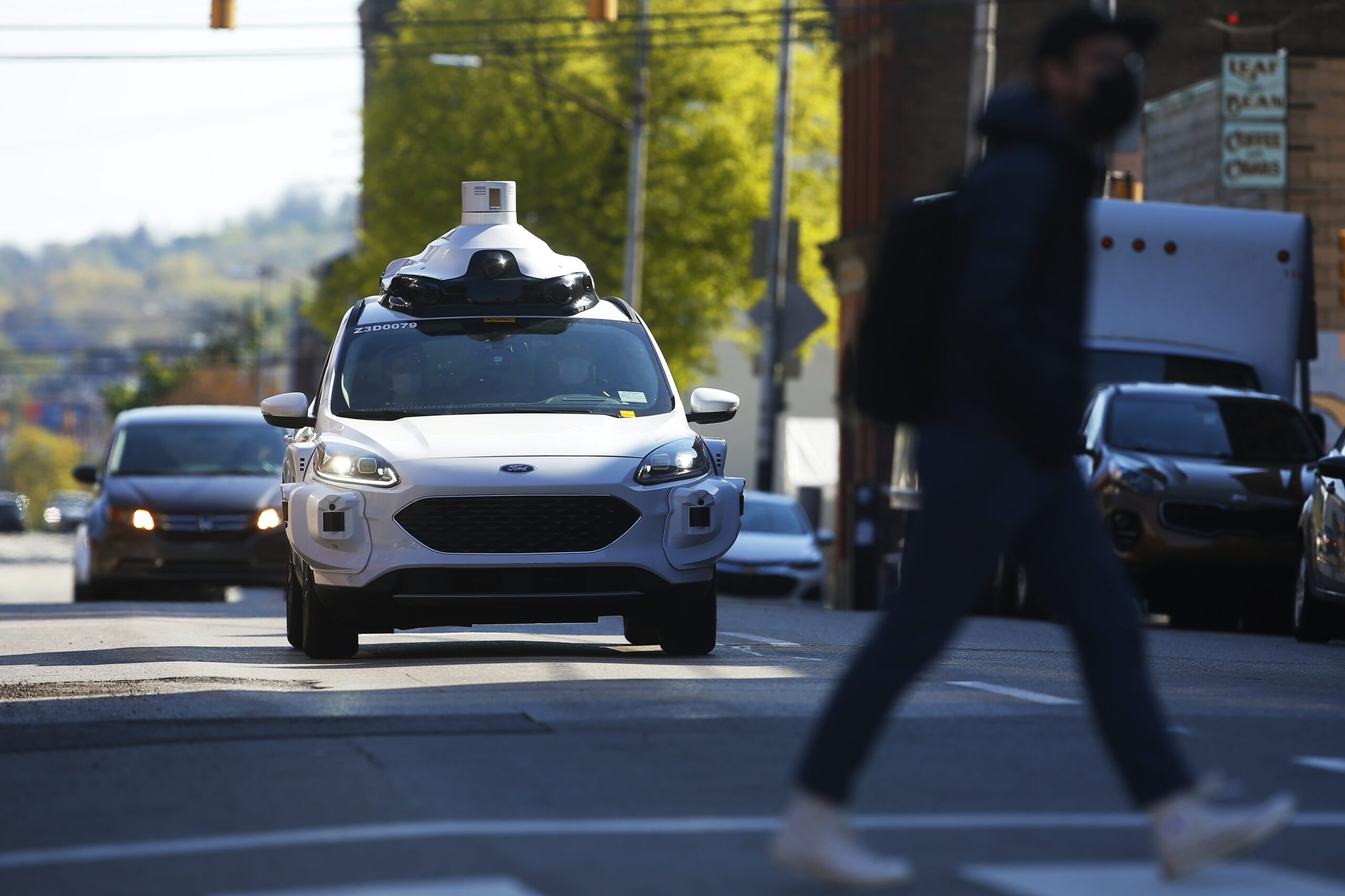 Argo's new lidar sensor could help Ford, VW deploy self-driving vehicles at scale – TechCrunch