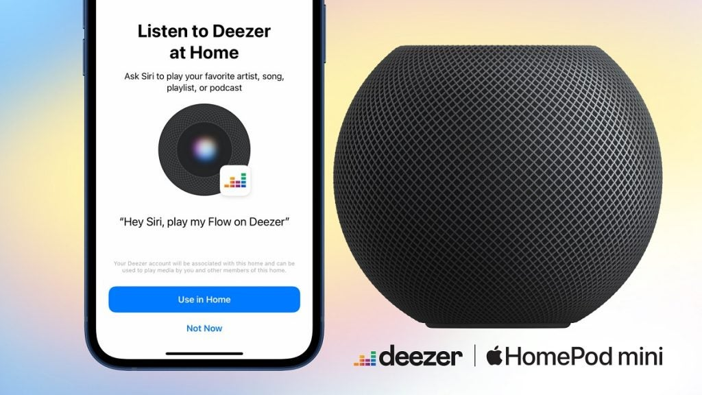 Read more about the article How to enable voice control for Deezer on Apple HomePod speakers
