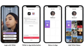 Your TikTok login will soon work with other apps