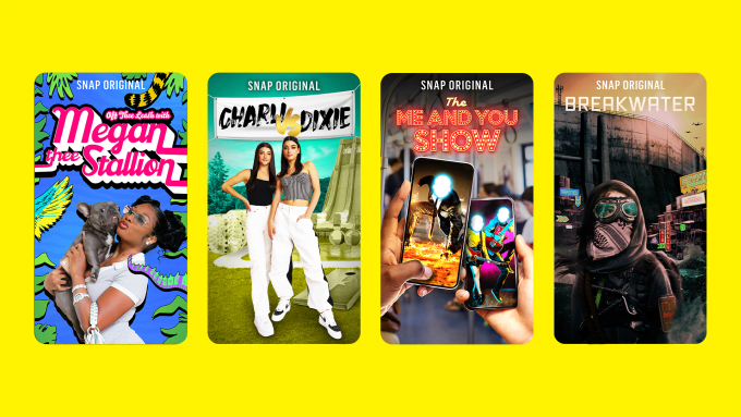 Snap to launch a new Creator Marketplace this month, initially focused on Lens Creators – TechCrunch