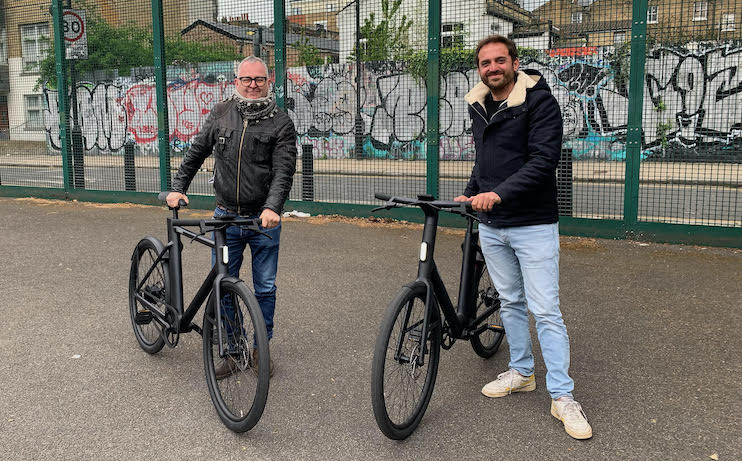 Cowboy launches the Cowboy 4 e-bike, with a step-through version and built-in phone charger – TechCrunch