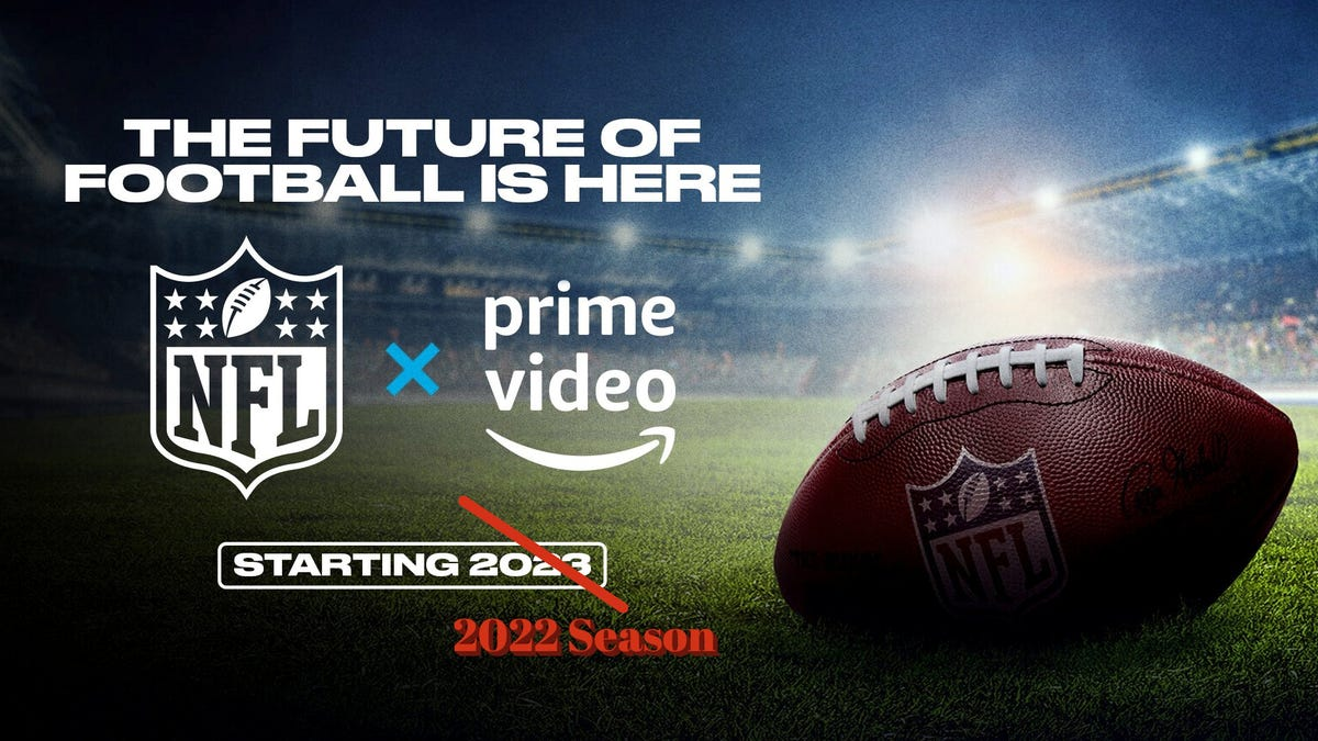 Amazon Scores 'Thursday Night Football' Rights a Year Early – Review Geek