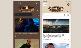 Google Discover Gets Colorful In Android 12 – Review Geek