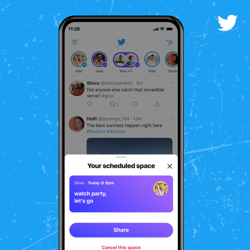 Twitter opens up Spaces for anyone with more than 600 followers