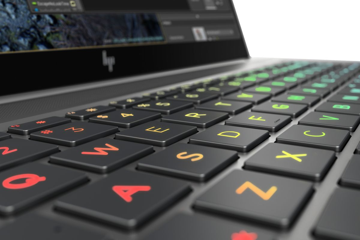Read more about the article HP's ZBook Studio G8 is a serious laptop that isn't afraid to show its fun side