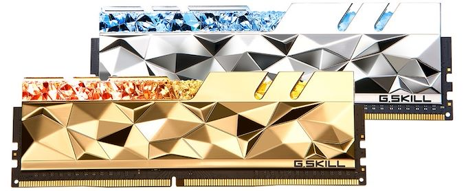 Read more about the article G.Skill Trident Z Royal Elite With DDR4-4000 CL14, Tight Latencies