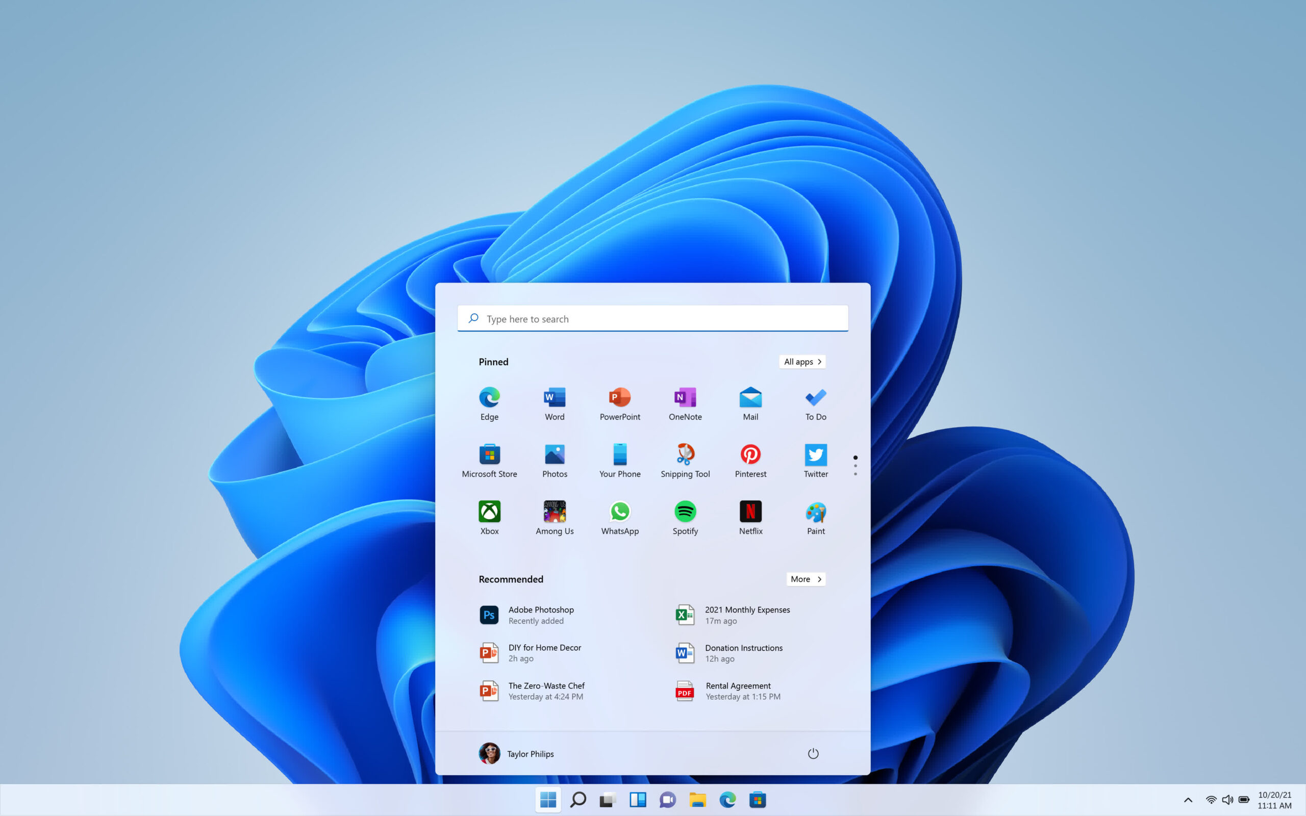 Microsoft announces Windows 11 with redesigned UI, Start Menu, and Store