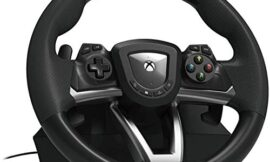 Racing Wheel Overdrive Designed for Xbox Series X S By HORI – Officially Licensed by Microsoft