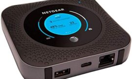 Netgear Nighthawk Mobile Hotspot Router MR1100 M1 4G Connect Multiple Devices AT&T GSM Locked Service Only – (Renewed)
