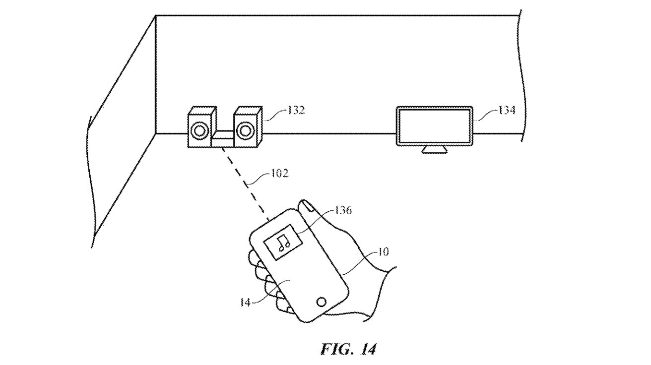 Apple's UWB tech could make pointing the remote control matter again