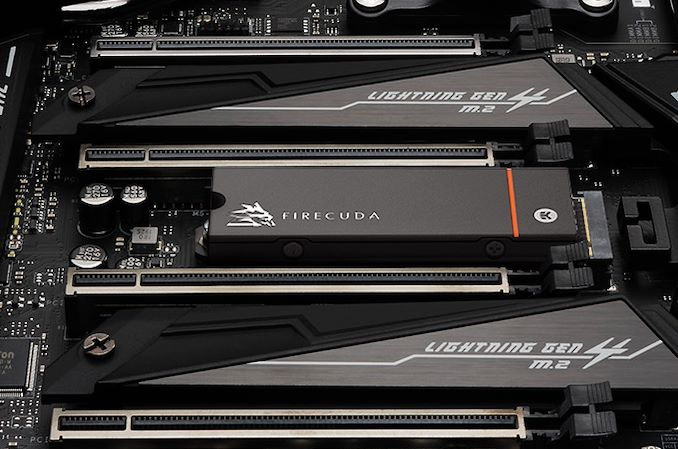 Read more about the article Seagate Announces FireCuda 530 PCIe 4.0 SSD at SG21