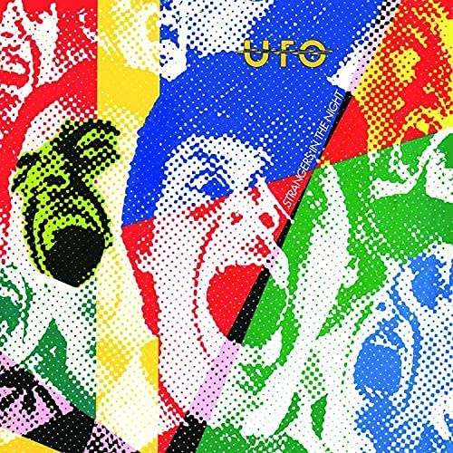 Official – UFO (Strangers in The Night) 2021 Album Cover Poster (12″x12″)