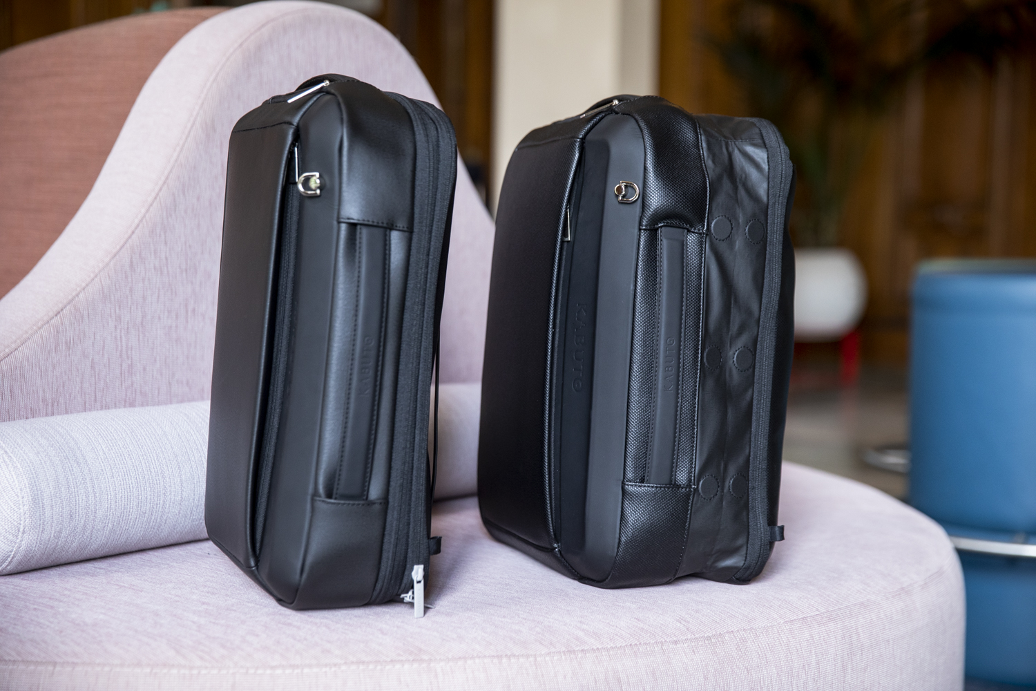 Read more about the article Kabuto releases a larger version of its smart suitcase – TechCrunch