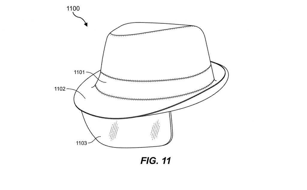 Facebook's new patent is a strange new look for AR