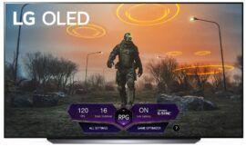 LG's C1 and G1 OLEDs get even better at gaming with 120Hz Dolby Vision