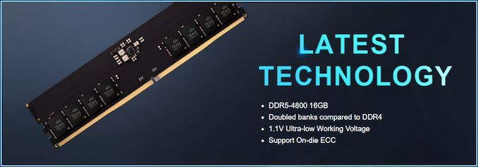 Read more about the article TeamGroup Announces its First DDR5-4800 Memory Module