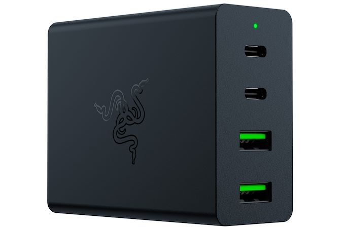 """Read more about the article Razer Announces Ultra-Compact """"Razer GaN"""" 130W USB Type-C Charger"""