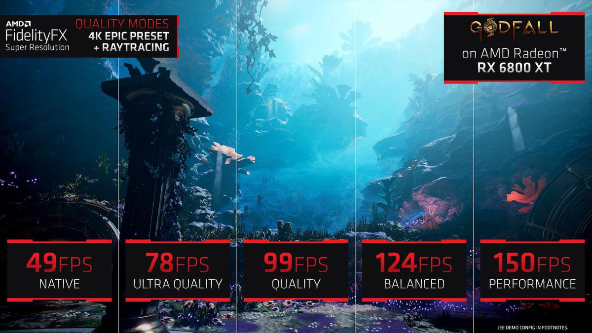 Read more about the article AMD's answer to Nvidia's DLSS is coming this month