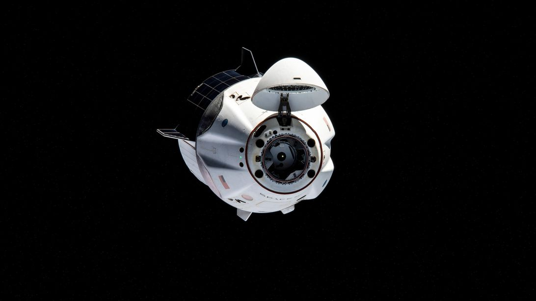 Read more about the article NASA and SpaceX prep Halloween launch for Crew-3 to ISS