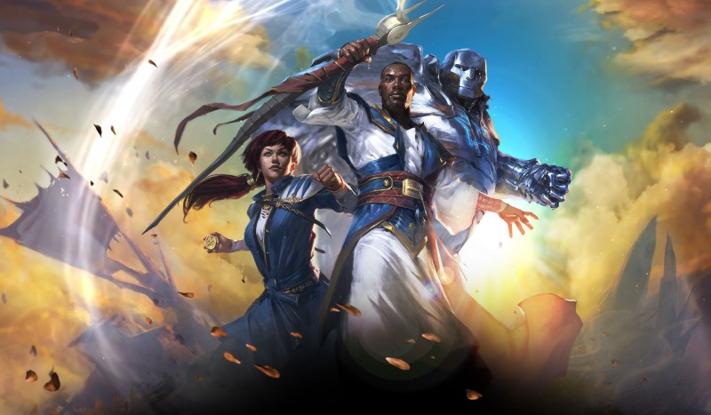 Read more about the article Magic Arena's Upcoming Events Include Commander-Like 100-Card Historic Brawl