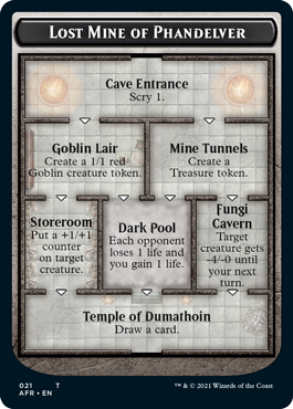 Read more about the article Dungeons & Dragons Brings Dungeon Crawling To Magic: The Gathering