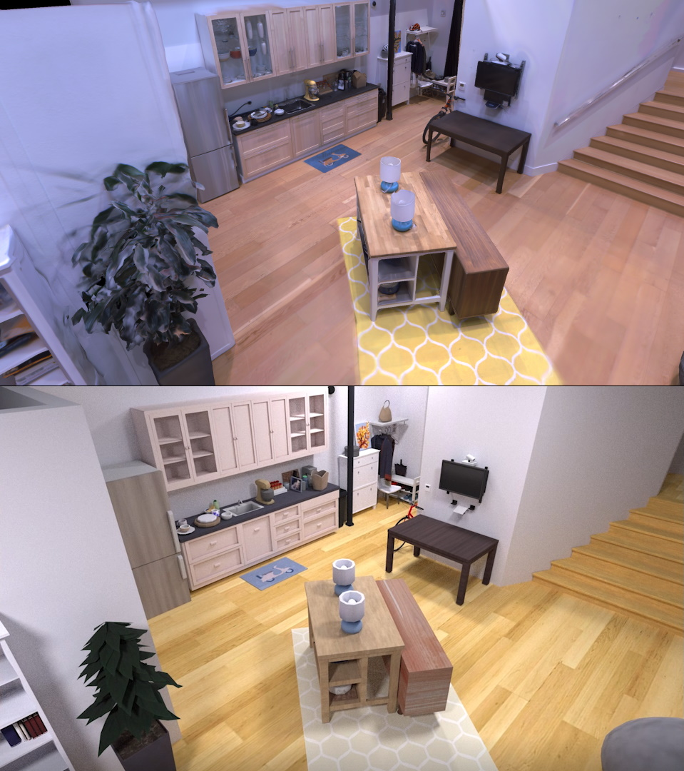 Read more about the article Facebook and Matterport collaborate on realistic virtual training environments for AI – TechCrunch
