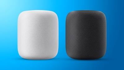 HomePod Sold Out on Apple's US Online Store
