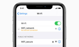 Connecting to malicious Wi-Fi networks can mess with your iPhone