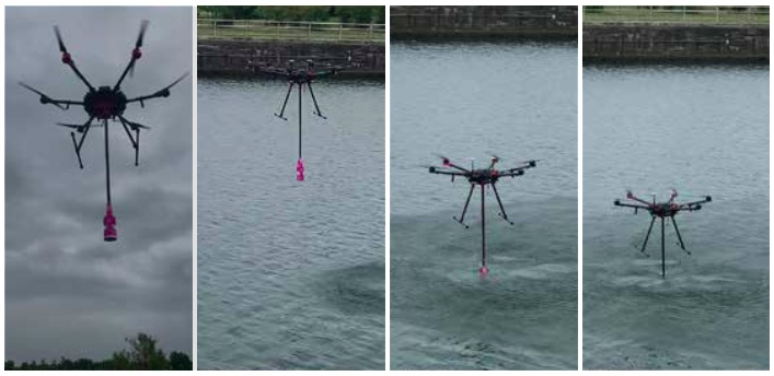 Read more about the article Nixie's drone-based water sampling could save cities time and money – TechCrunch
