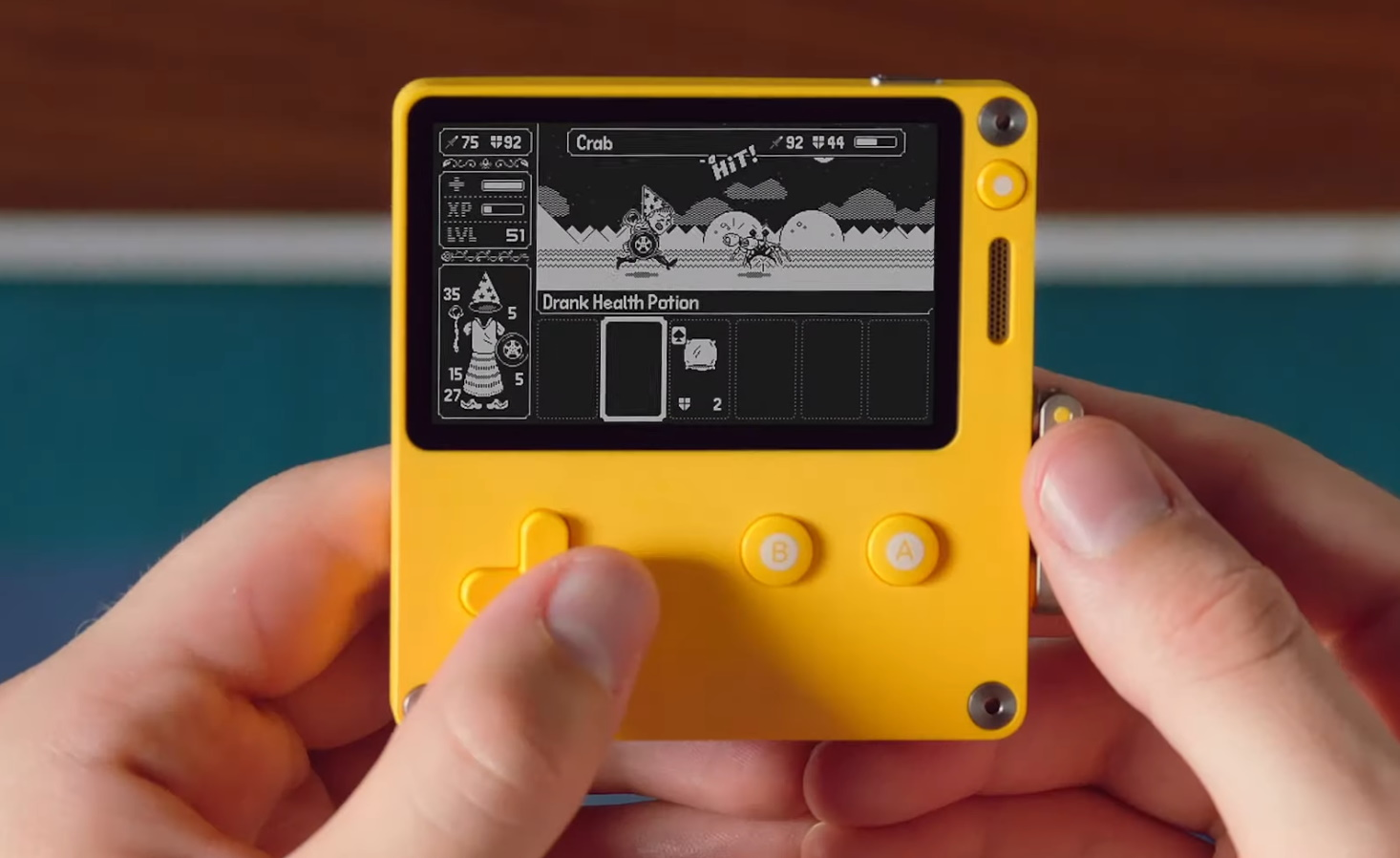 Read more about the article Tiny handheld Playdate preorders open next month for $179, with 24 charming monochrome games to start – TechCrunch