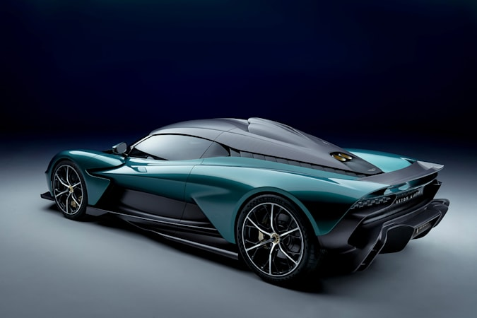 Read more about the article Aston Martin's Valhalla hybrid supercar hints at its EV future