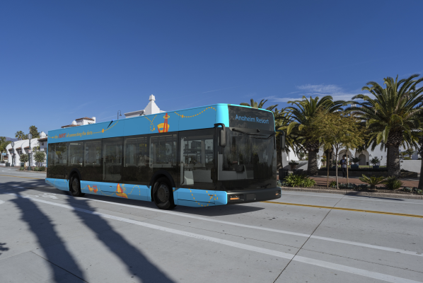 Read more about the article Commercial EV company Arrival to build electric buses for Anaheim – TechCrunch