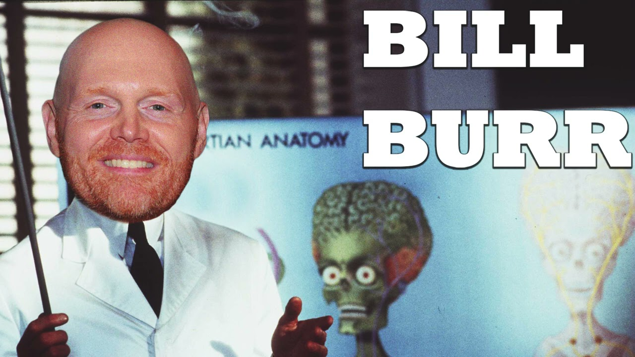 Read more about the article Bill Burr- Ex Government Talking about different types of UFOs!!
