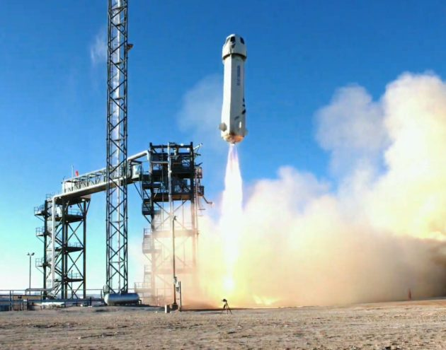 Read more about the article Blue Origin's mystery rider Oliver Daemen will be youngest in space
