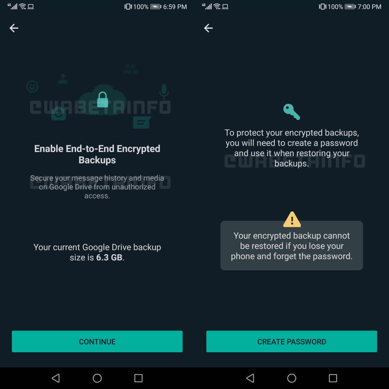 Read more about the article WhatsApp is testing encrypted cloud backups on Android