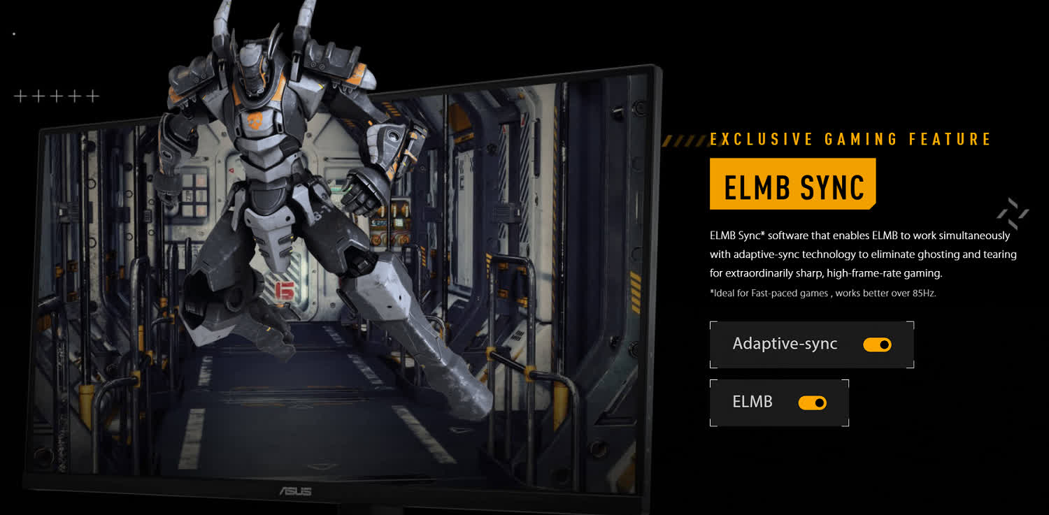 Read more about the article Asus' 32-inch TUF Gaming VG32AQL1A monitor combines a 170Hz refresh rate with QHD resolution