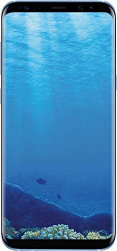 Read more about the article Samsung Galaxy S8+ 64GB Unlocked Phone – 6.2″ Screen – International Version (Coral Blue) (Renewed)