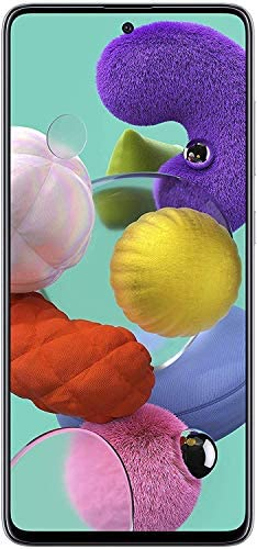 """Read more about the article Samsung Galaxy A51 SM-A515F/ 6.5"""", 48.0MP Quad Camera, 6GB RAM + 128GB Internal Storage with 15W Fast Charging – Prism Crush Blue"""
