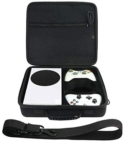 Read more about the article co2crea Hard Travel Case Replacement for Xbox Series S Game Console Wireless Controller (Black Case)