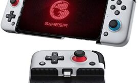 2021 New Version GameSir X2 Type-C Mobile Gamepad Gaming Controller for Xbox Game Pass, PlayStation Now, STADIA, GeForce Now