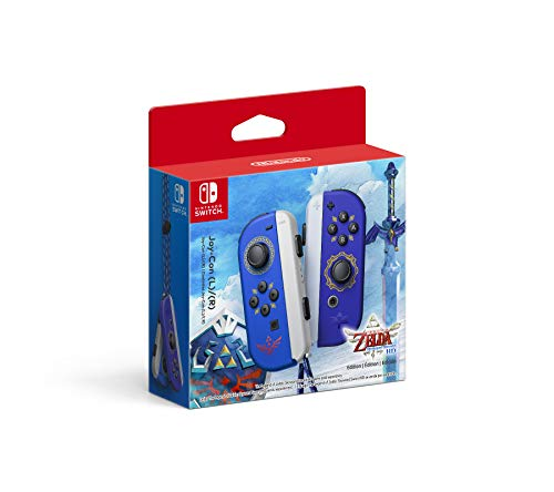 Read more about the article Nintendo Joy-Con (L)/(R) – The Legend of Zelda: Skyward Sword HD Edition – Switch