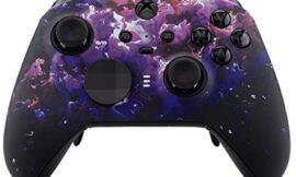 Custom Elite 2 Controller Compatible with Xbox One (Purple Magma)