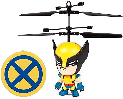 Read more about the article Marvel 3.5 Inch: Wolverine Flying Figure IR Helicopter (Marvel, X-Men, Wolverine)