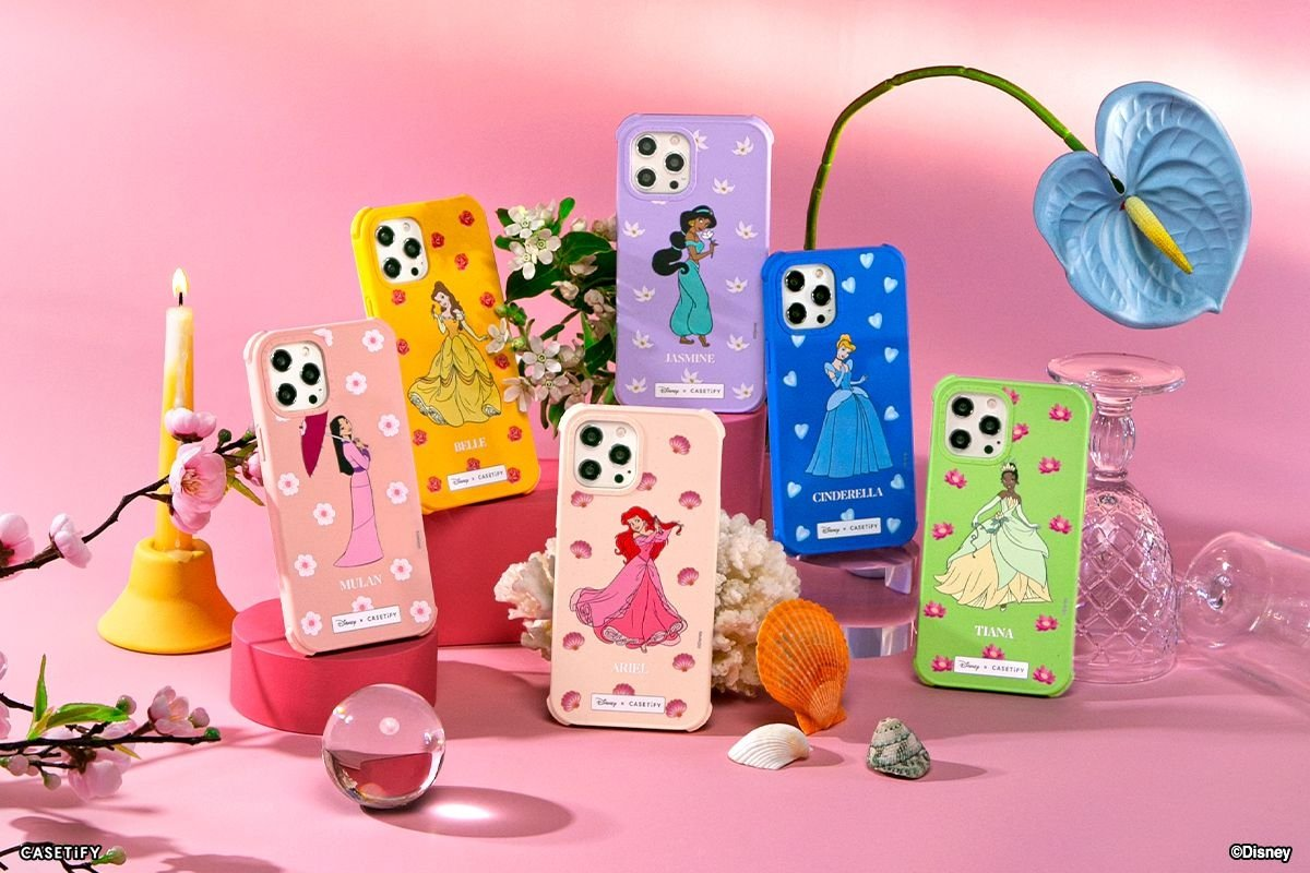 Read more about the article Casetify announces new Disney princess line of iPhone cases, Apple Watch bands