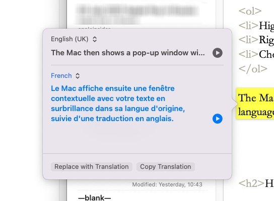 Read more about the article How to use Translation in macOS Monterey