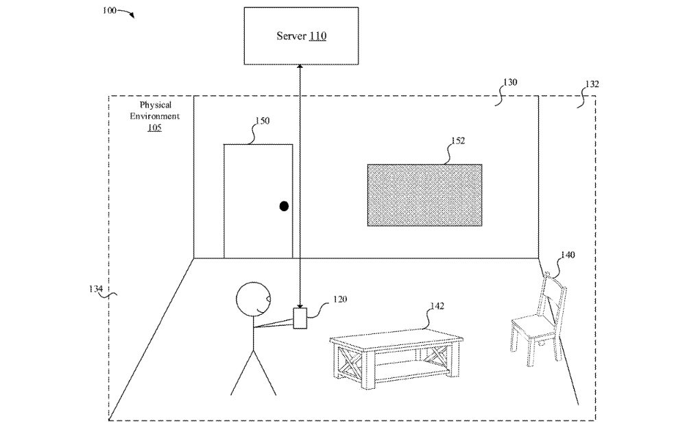 Read more about the article Apple refining room & floor mapping for mobile devices, virtual reality headsets