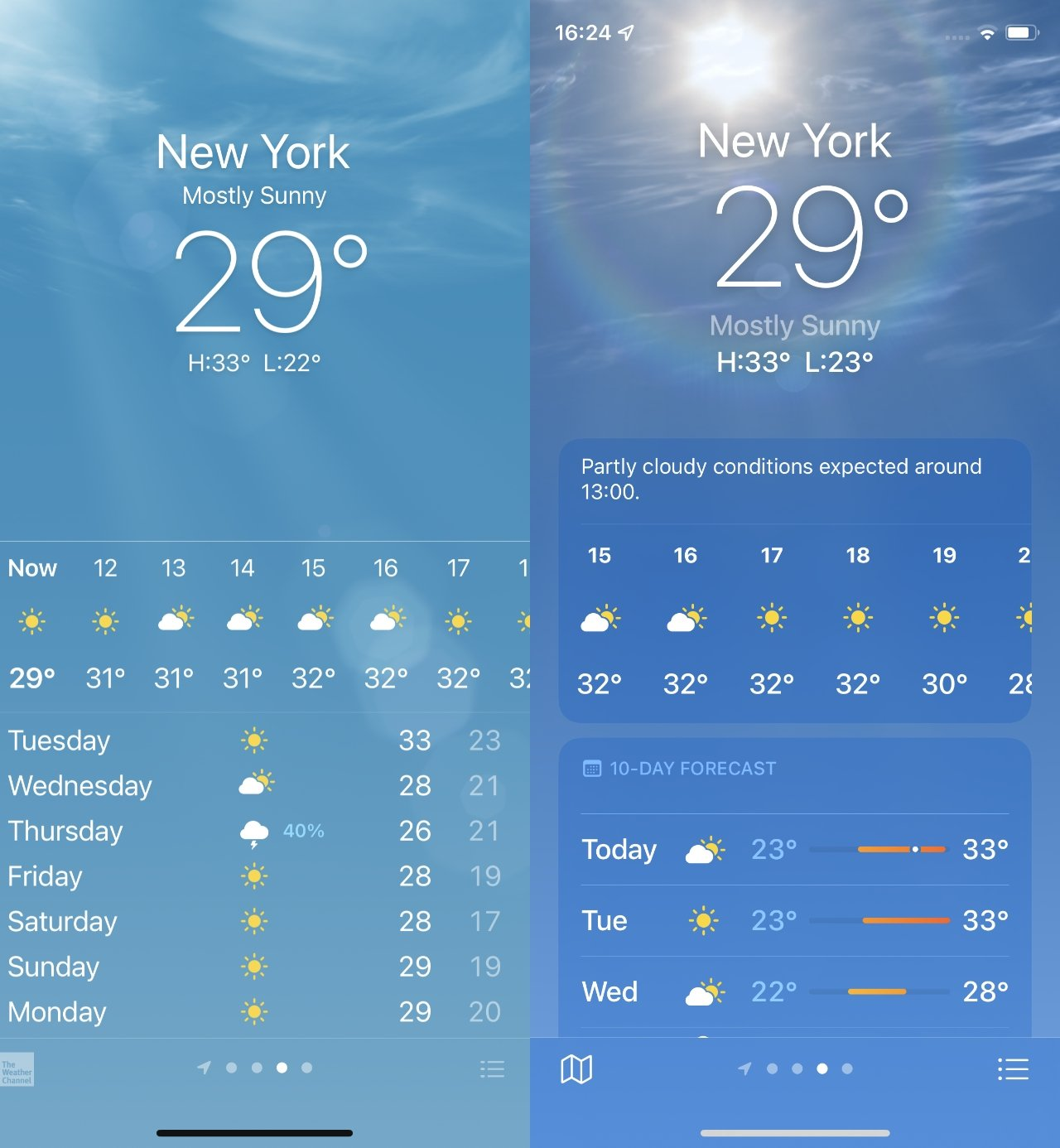 Read more about the article How to use the new Weather app in iOS 15