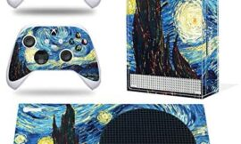 Xbox Series S Skin Stickers Decal Full Body Vinyl Cover for Microsoft Xbox Series S Console and Controllers (Painting)